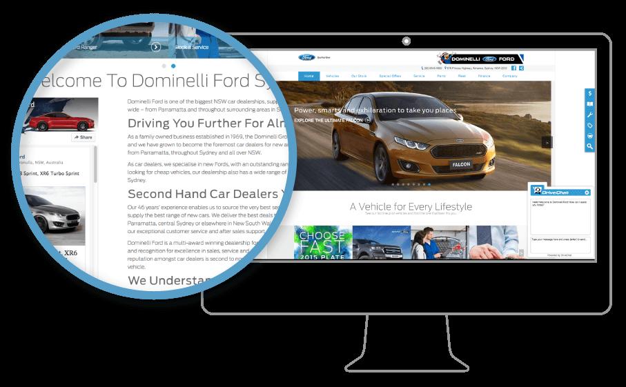 i-Motor - Automotive Dealer Websites, Car Dealer Websites